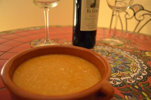 Garlic Soup - Sopa de Ajo