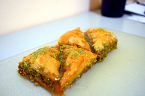 Best Baklava Ever!