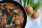 www.sercocinera.wordpress.com fennel frittata