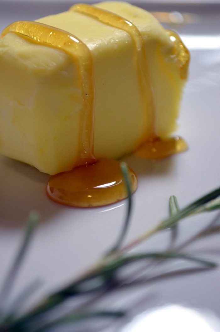 honey rosemary butter