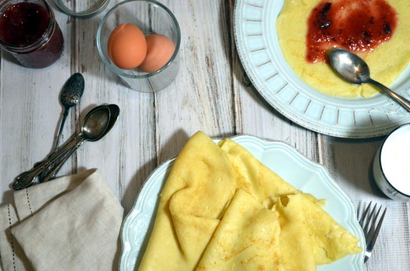 Blinchiki/Blini (Russian Crepes) www.sercocinera.wordpress.com