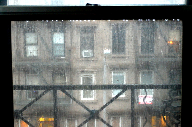Rainy Day NYC