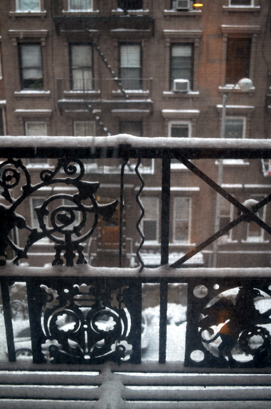 Snow day NYC