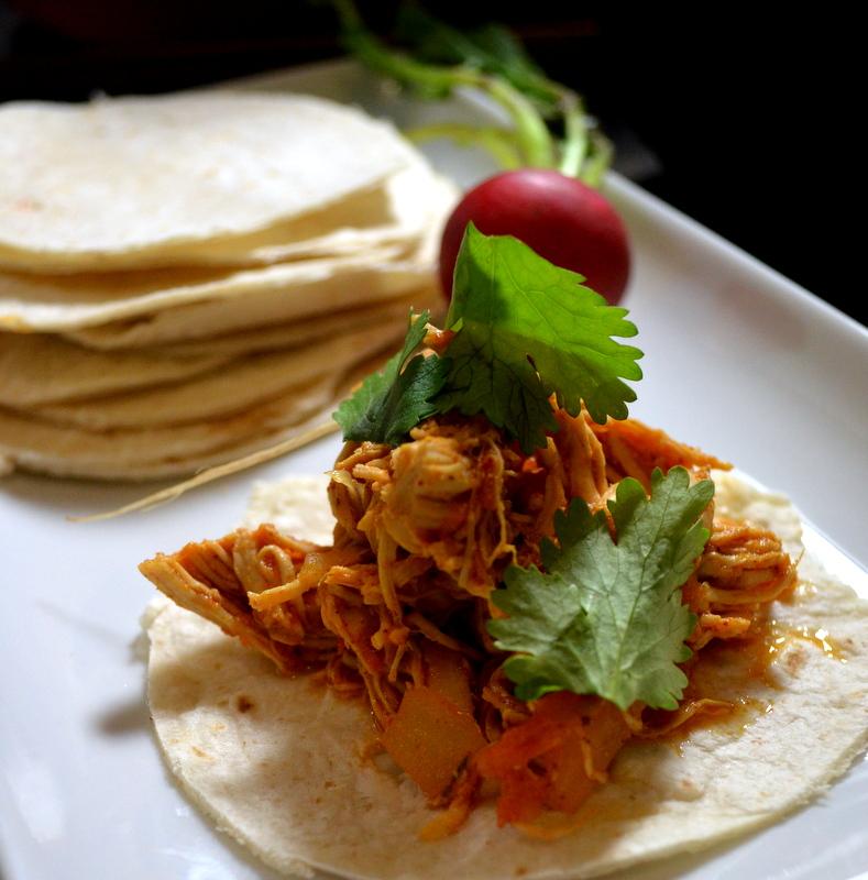 Tinga de pollo tacos what 39 s cooking - Tacos mexicanos de pollo ...