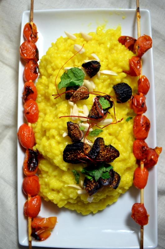 Persian(ish) rice