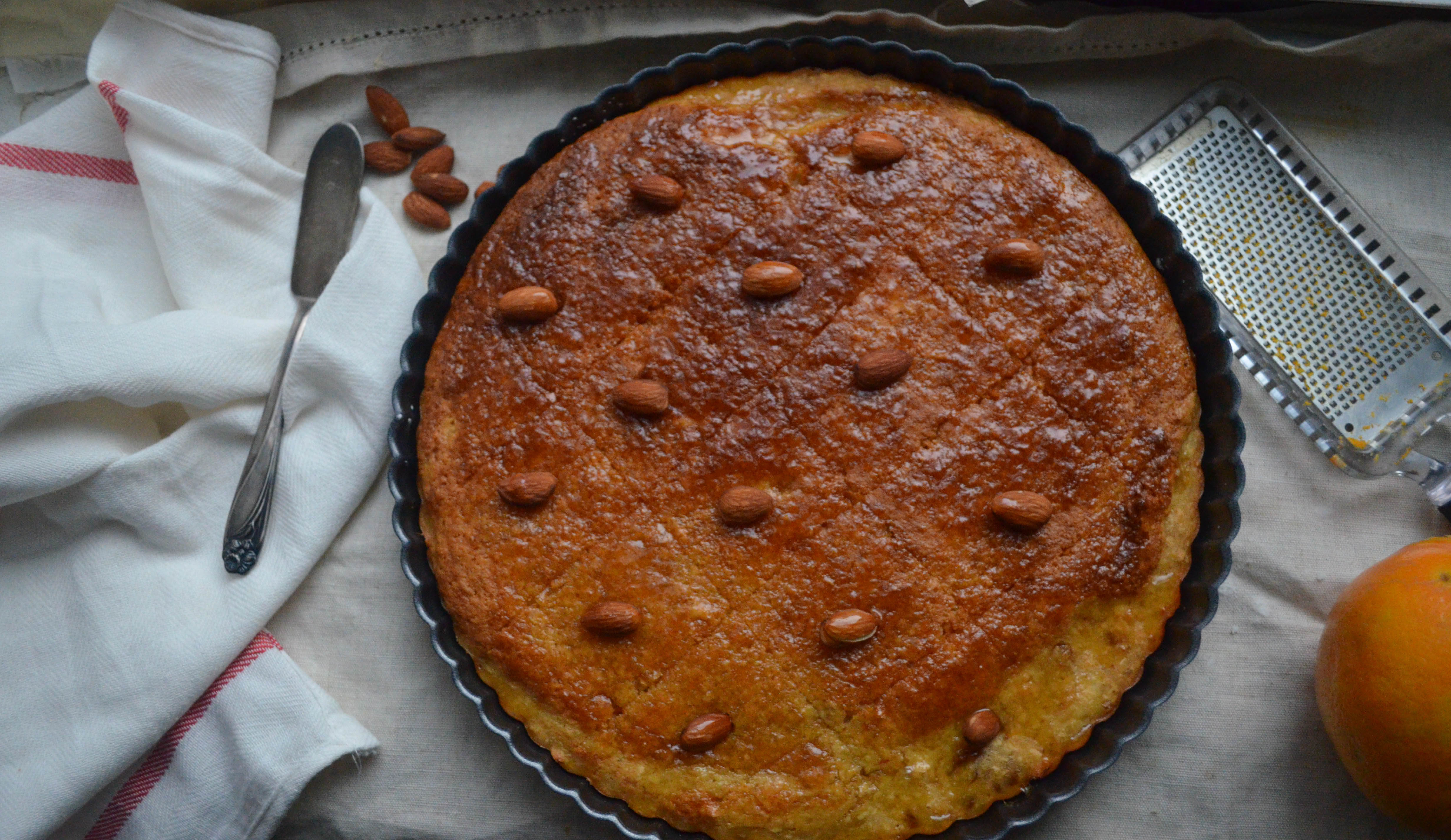 Торт с абрикосовым джемом рецепт