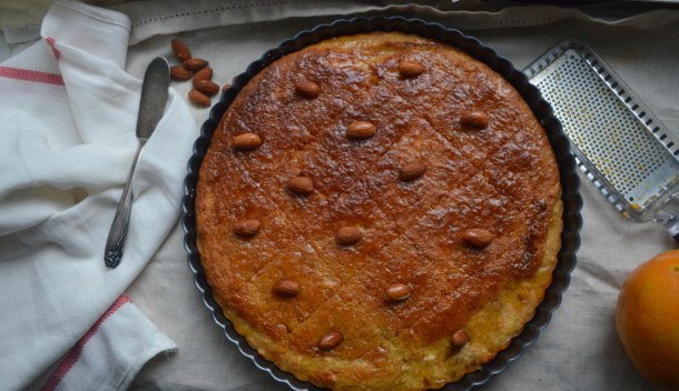 semolina cake (1 of 1)