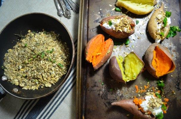 sweet potatoes with yogurt and dukkah3 (1 of 1)